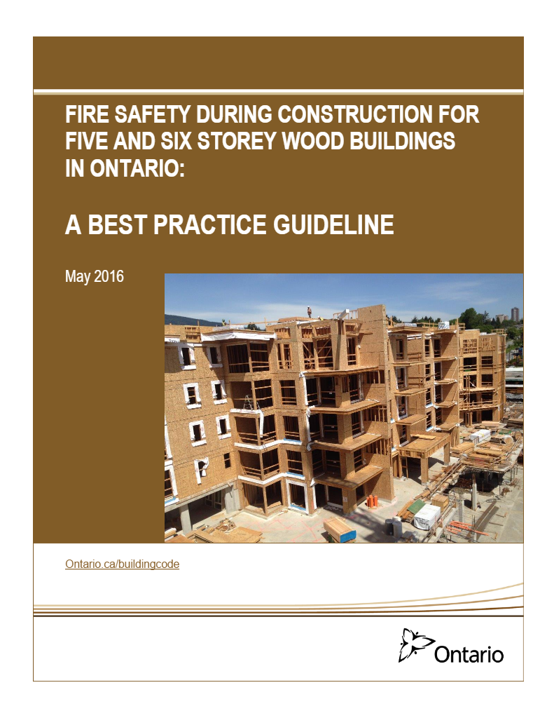 Fire-Safety-During-Construction-of-Five-and-Six-Storey-Wood-Buildings-in-Ontario